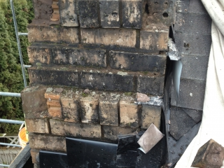 Chimney Flashing Repairs Surrey