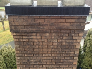 Chimney Leak Prevention Rebuild Surrey