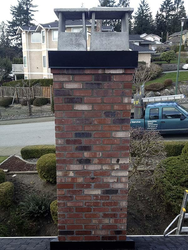 Coquitlam Chimney Repair Custom Rebuild