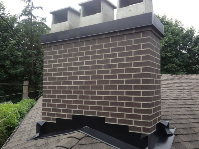 Chimney Repairs Rebuild After