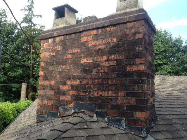 Chimney Repairs Before