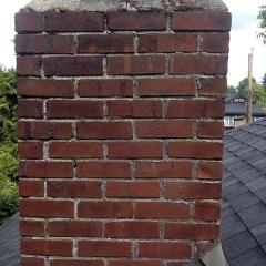 Chimney Masonry Rebuild Vancouver Westside