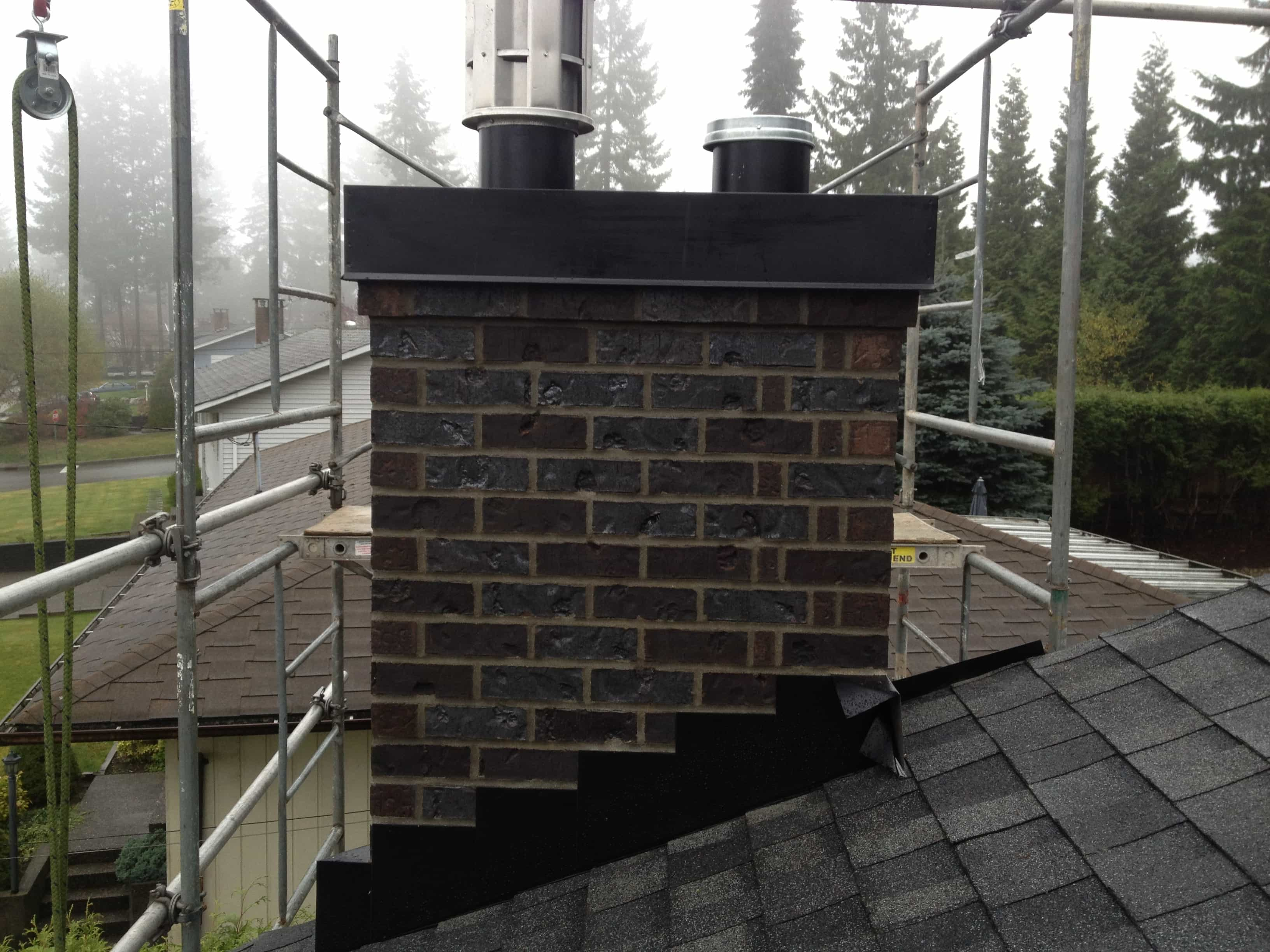 Chimney Repair and Rebuild Coquitlam