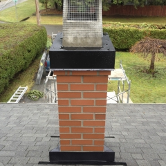 Custom Chimney Rebuild Langley BC