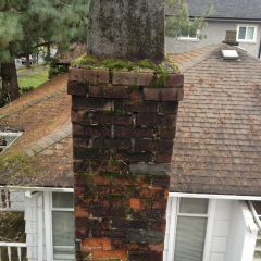 Chimney In Need of Repair Vancouver BC