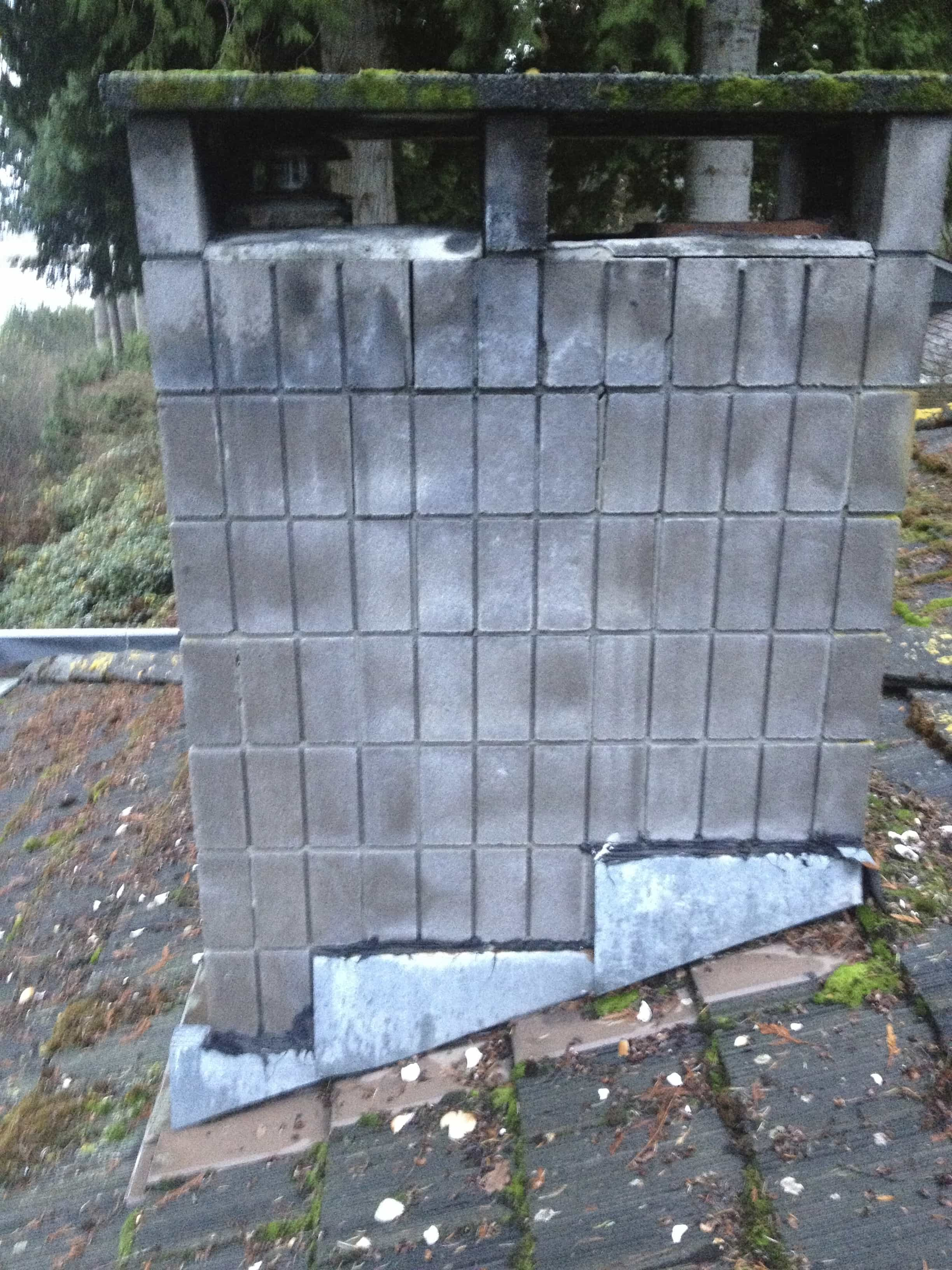 Chimney Rebuild White Rock BC