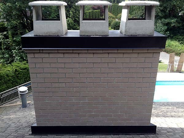 Chimney Rebuilt Abbotsford BC