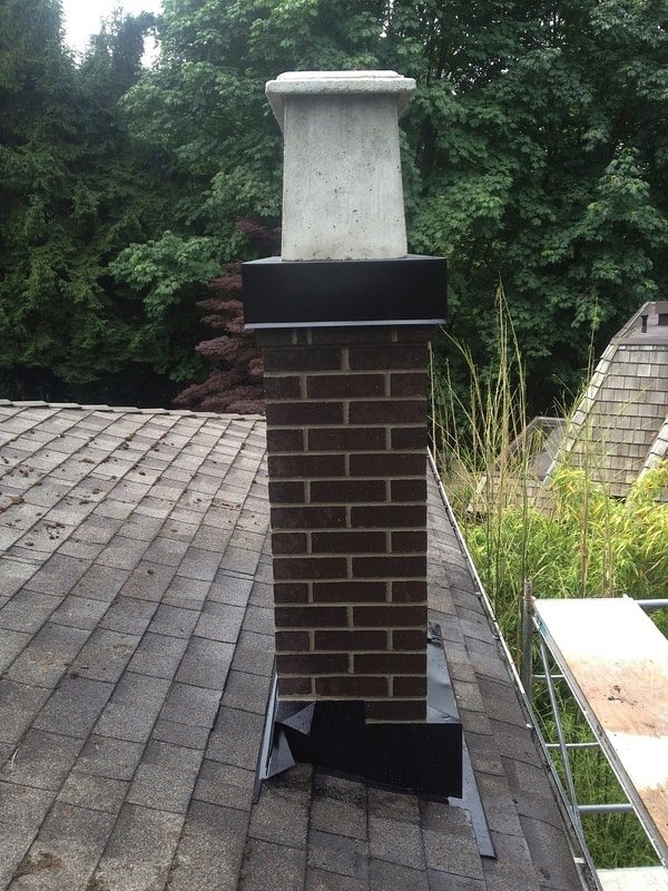 Beautifully Rebuilt Chimney in Coquitlam BC