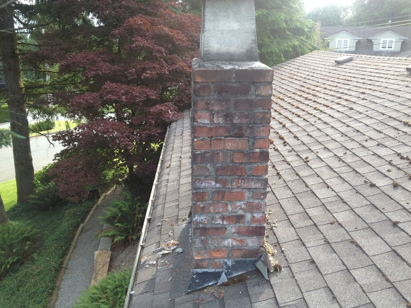 Leaky Broken Chimney Coquitlam BC