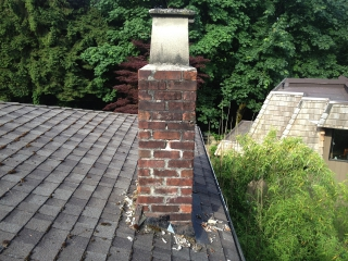 Leaky Chimney Coquitlam BC