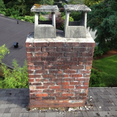 Broken Chimney Repairs Coquitlam BC